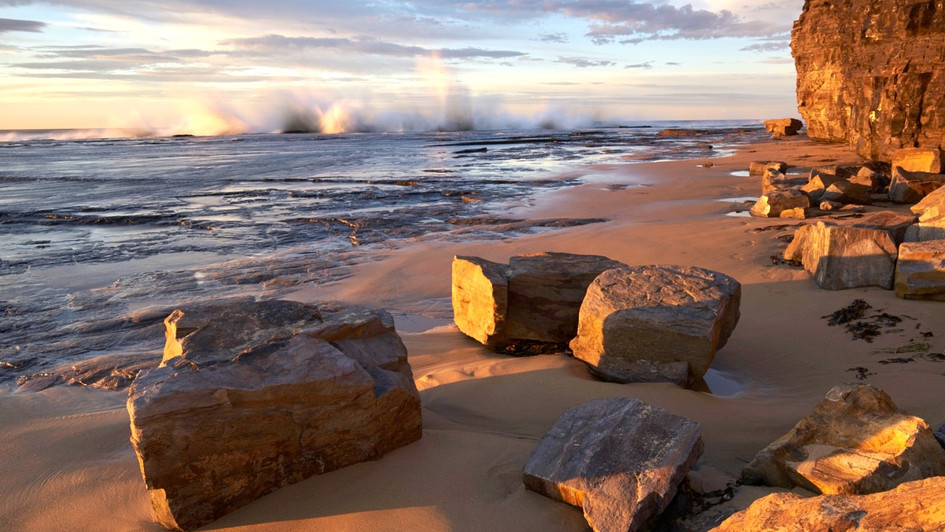 Tidal Dynamics, Wombarra NSW