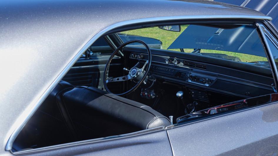 PIllarless Impala