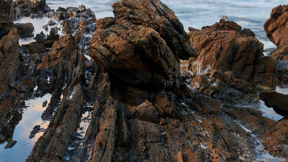Balancing Rock, Mallacoota, Vic