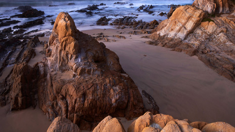 Light and Form, Eurobodalla National Park, NSW