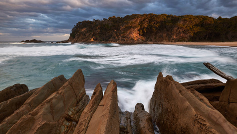 Weathered, Mimosa Rocks National Park NSW
