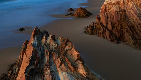 Serrated Edge, Mimosa Rocks National Park, NSW