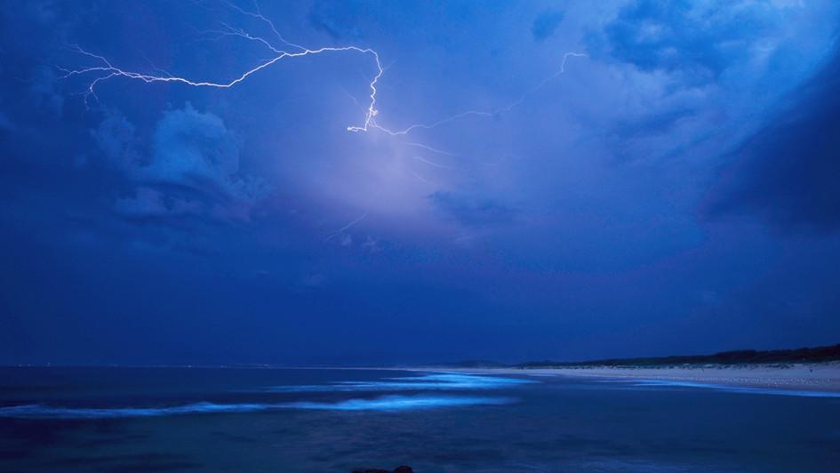 Electric Blue, Port Kembla, NSW