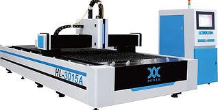 Fiber Laser Cutting HL-A