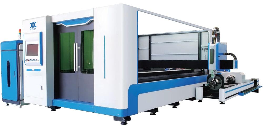 Laser Cutting 3in1