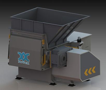 Mesin Shredder V600