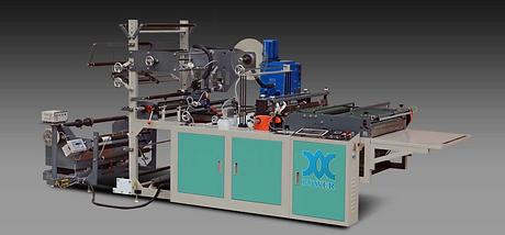Mesin potong produksi plastik