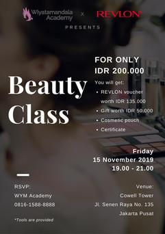 Beauty Class (Umum)