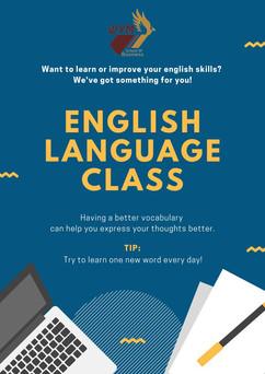 English Language Class (Umum)
