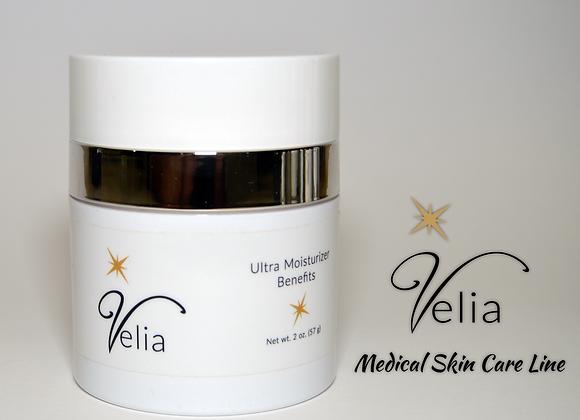 Velia's UItra Moisturizer Benefits