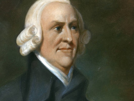S.E.C.A: Adam Smith