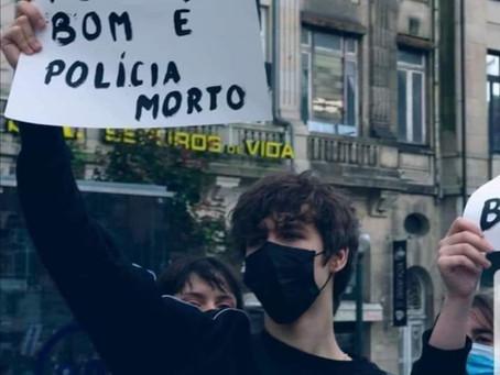 Um polícia bom é um polícia morto