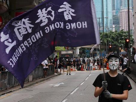 As Amarras de Hong Kong: Supremacia ditatorial chinesa