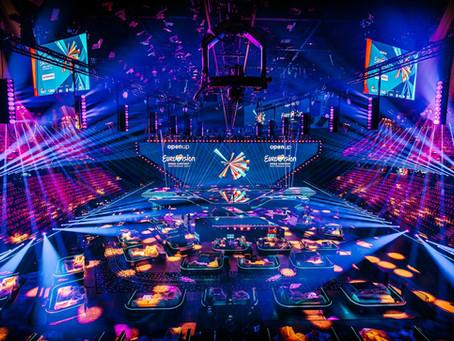 1ª Semi final Eurovisão 2021