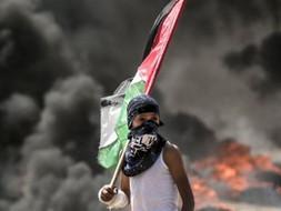 Não, não há nenhum conflito Israelo-Palestiniano.