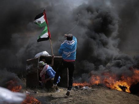 Números numa folha de Excel: A Palestina aos olhos do Ocidente