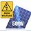 Thumbnail: Гибридный инвертор MPS-VM5K (PF-1.0) 5000VA/5000W/48V/MPPT 80A/140А