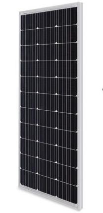 Монокристаллическая панель 100Вт SUNGIM 5BB (1200*540*35)