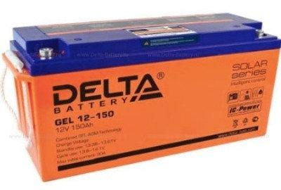 GEL DELTA GEL 12150 12V/150Ач
