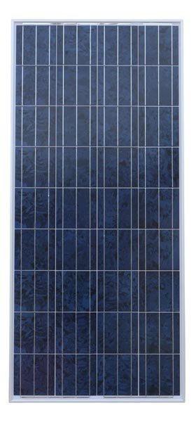 Поликристаллическая  панель 150Вт SUNGIM 5BB (1480*680*30)