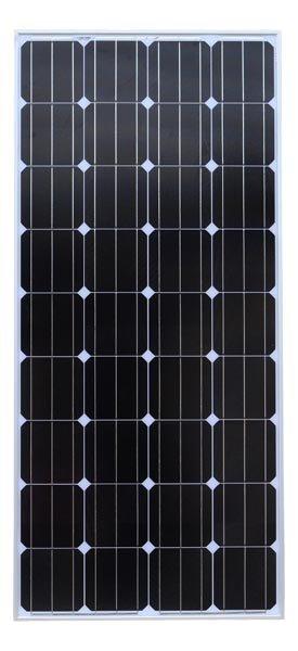 Монокристаллическая  панель 150Вт SUNGIM 5BB (1485*670*30)