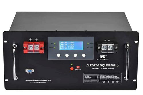 SUNSTONE SLPO 12-200 LiFePO4 12V/200Ah