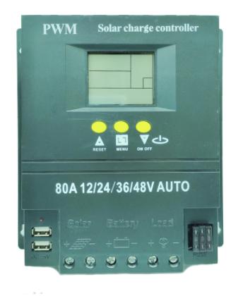 Контроллер заряда SY-80  12/24/36/48V 80A