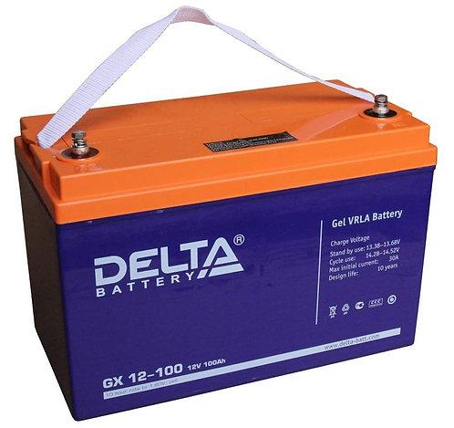 GEL DELTA GX12100 12V/100Ач