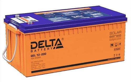 GEL DELTA GEL 12200 12V/200Ач