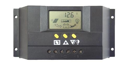 Контроллер заряда CM3024Z  30А 12/24V