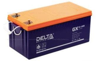 GEL DELTA GX12200 12V/200Аh