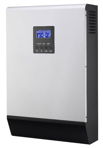 Гибридный инвертор SMART5000M 5000VA/ 4000W/48V/120A MPPT