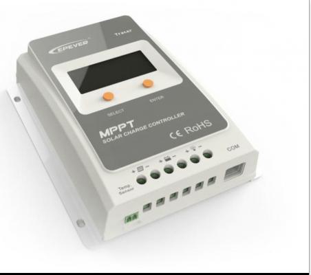 Контроллер заряда EPSolar Tracer 4210A