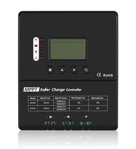 MPPT Контроллер заряда PY-M2430 30А