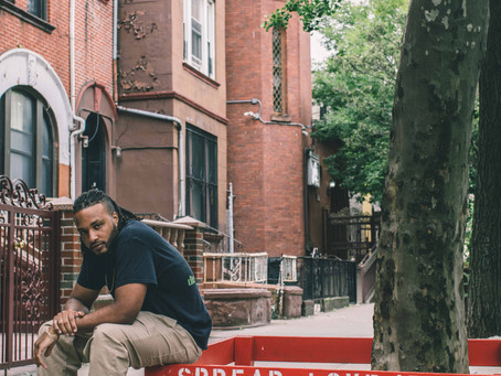 Brooklyn-based Rodney Hazard showcases his versatility on 'High and Low'