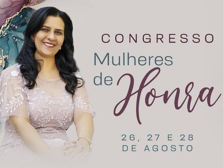 Congresso Mulheres de Honra 2021