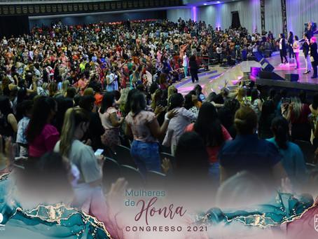 Mulheres de Honra resgatadas na identidade espiritual