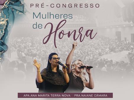 Pré-Congresso de Mulheres