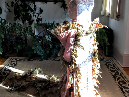 Art Gowns by Resa McConaghy: La Esencia de Titania