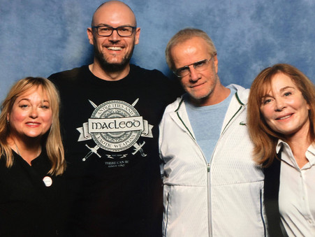 A KIND OF MAGIC: MAKING THE ORIGINAL HIGHLANDER—Interview with Jonathan Melville