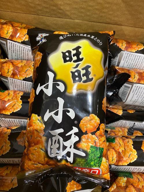 WW Mini Fried Senbei Seaweed Flav