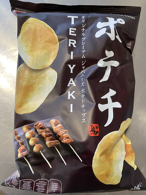 Japanese Teriyaki Chips