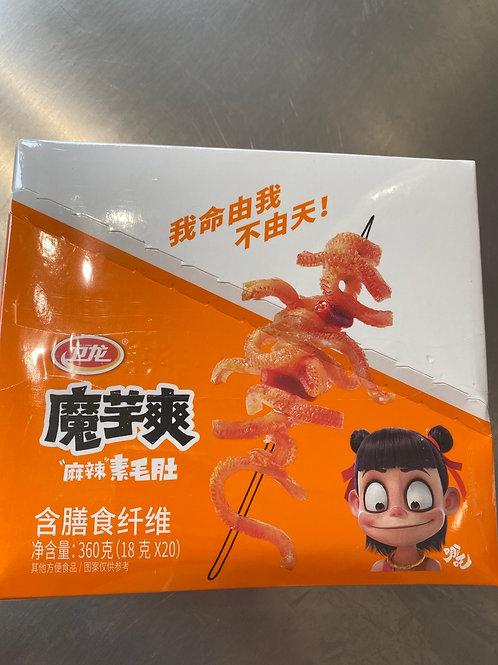 WL Konjac Strips Hot & Spicy Flav 卫龙魔芋爽麻辣味