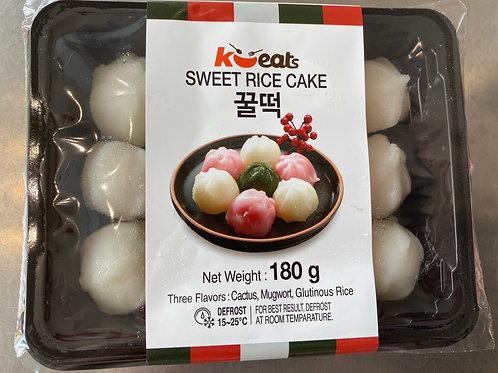 Korean Koeats Sweet Rice Cake 180g