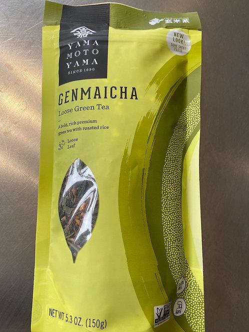 Yama Moto Genmaicha 日本玄米茶 150g