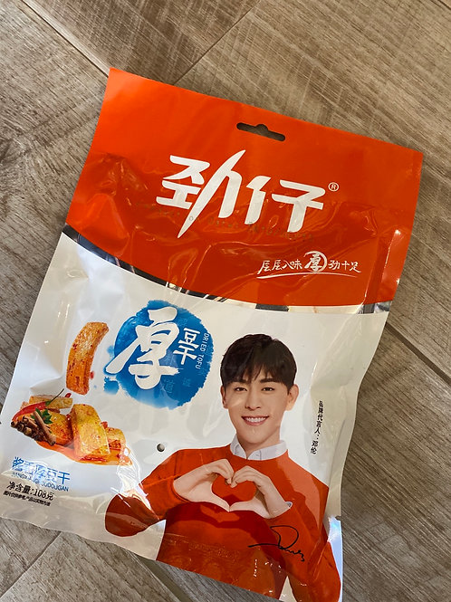Beancurd snack soy sauce