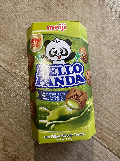 Hello Panda Green Tea