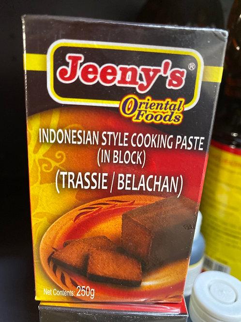 Jenny's Indonesian Style Belachan