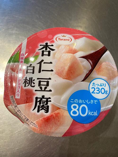 Tarami White Peach Tofu Jelly