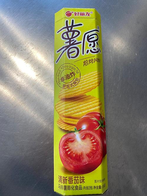Potato Wish Tomato Flav 薯愿番茄味